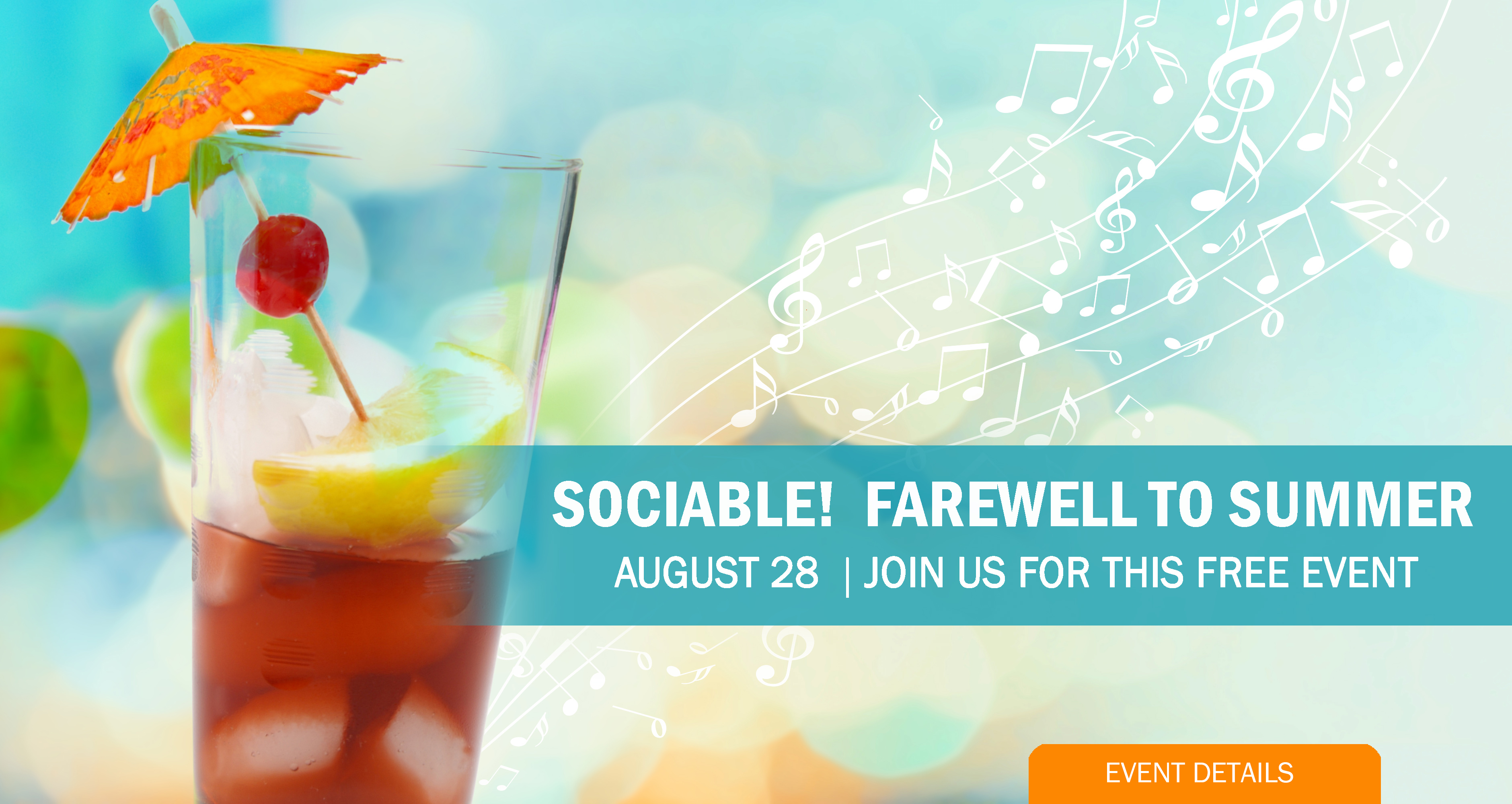 HOMEPAGE SHOWCASE - SOCIABLES - SUMMER PARTY