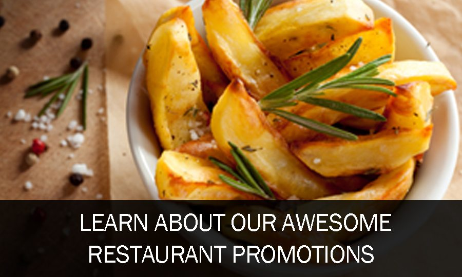 HOMEPAGE - SMALL PROMO - RESTAURANT PROMOS