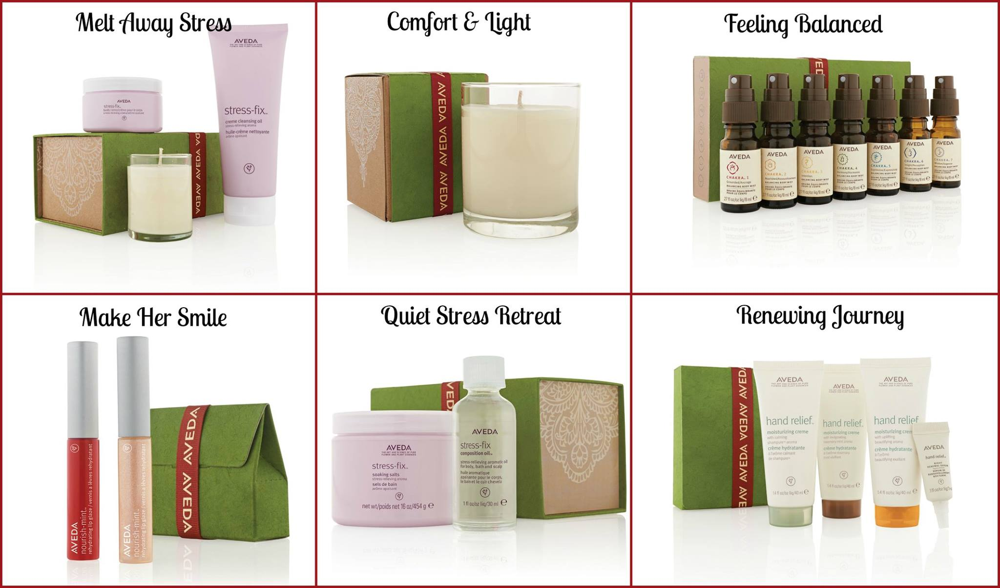 Element 5 Spa- holiday gift sets