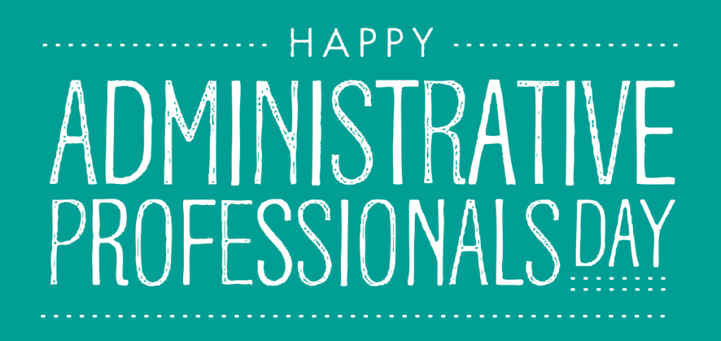 happy administrative professionals day market square