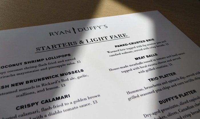ryan-duffys-appetizers