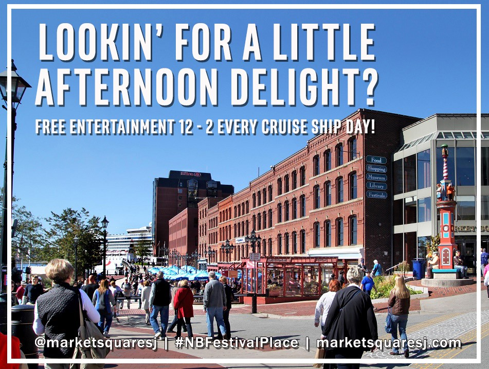 Afternoon Delight – Market Square
