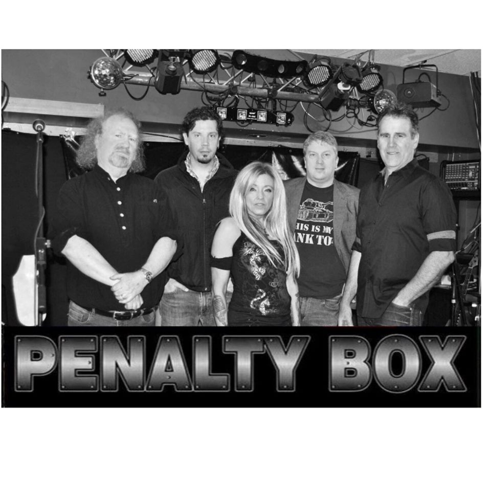 Work Whistle Weekend Windup and Live Entertainment: Penalty Box